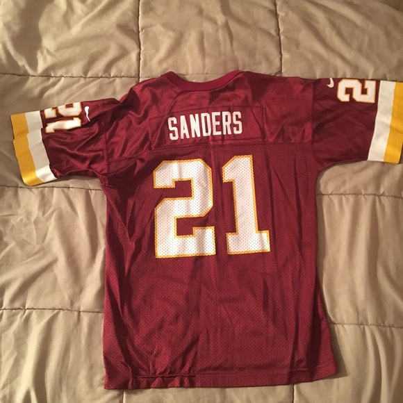 buy popular 6a283 cf8bd Deion Sanders Redskins Jersey